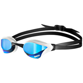 arena Cobra Core Mirror Goggles blue-white